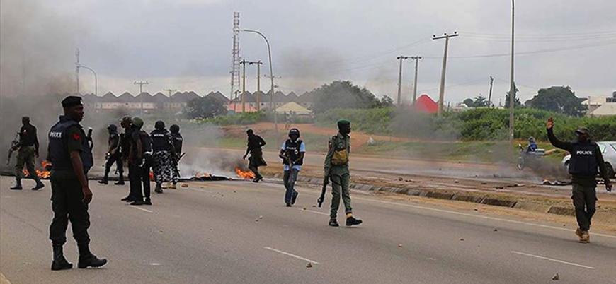 Nijer'de sivillere yönelik saldırıda ölü sayısı 100'e ulaştı