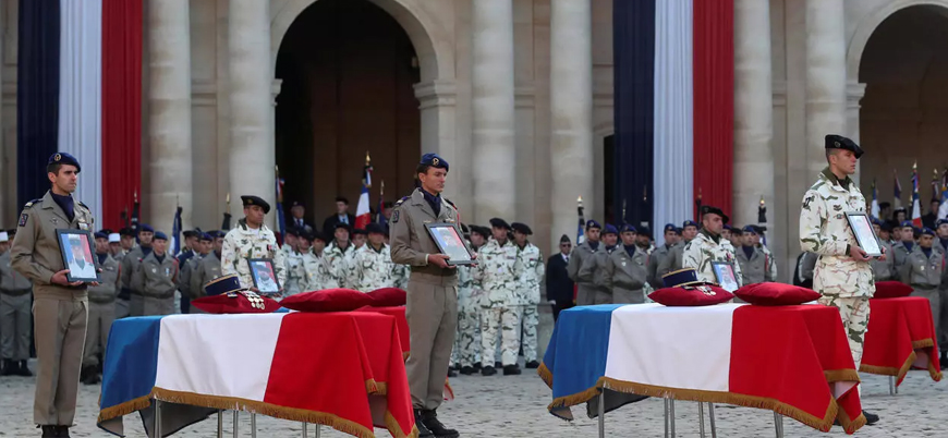 Mali'de 5 Fransız askerin öldüğü saldırıları El Kaide üstlendi