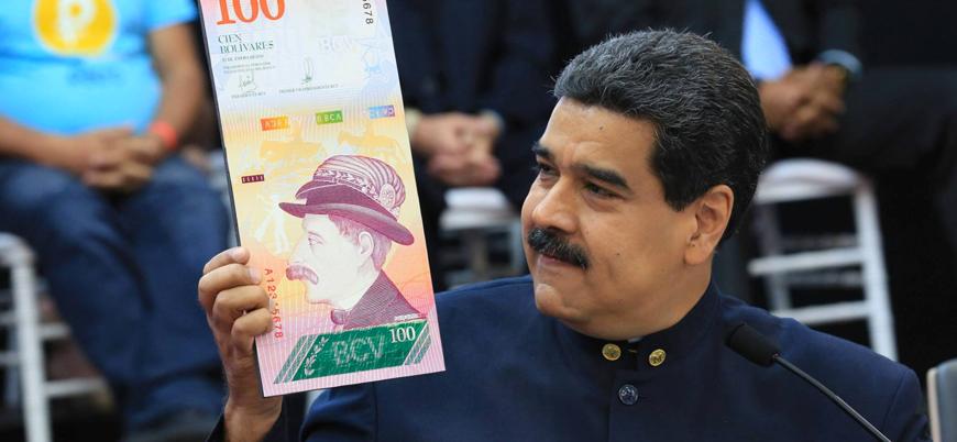 Venezuela tamamen dijital ekonomiye geçiyor