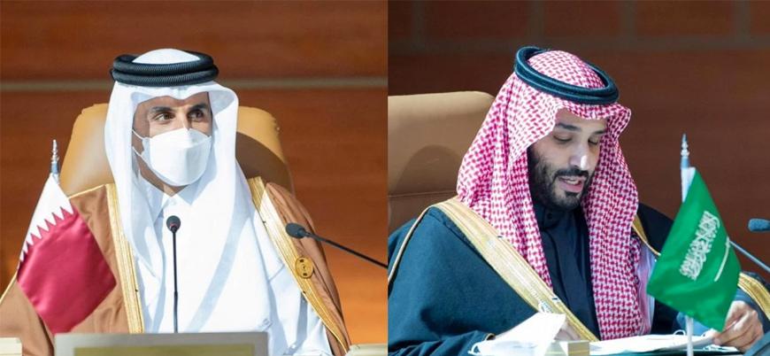 Katar ile Suudi Arabistan arasında 'dostluk anlaşması'