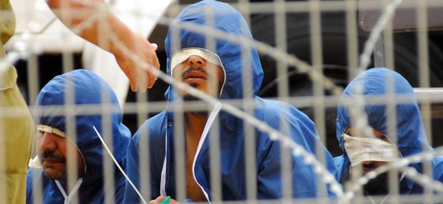 'İsrail hapishanelerindeki Filistinlilerin yaşadığı koşullar utanç verici'
