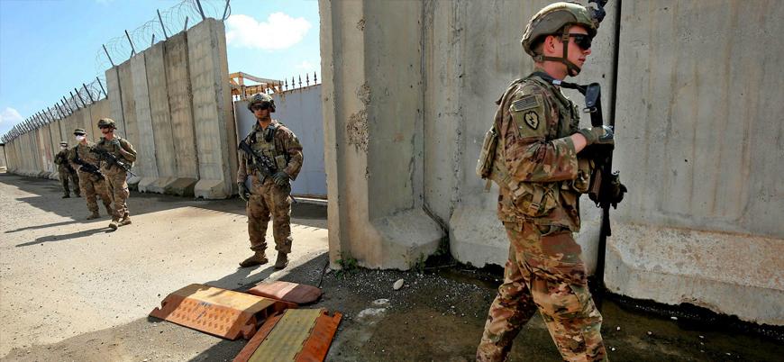 """""""Irak'taki ABD askerlerinin yarısı çekiliyor"""""""