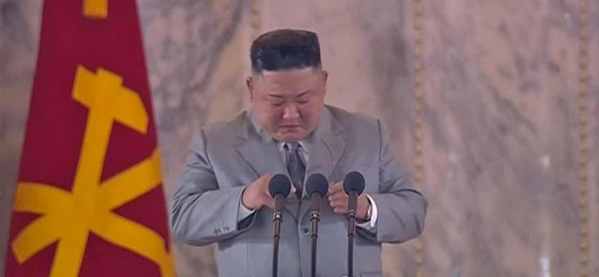Kuzey Kore lideri Kim Jong Un: Ekonomi planlarımız başarısız oldu
