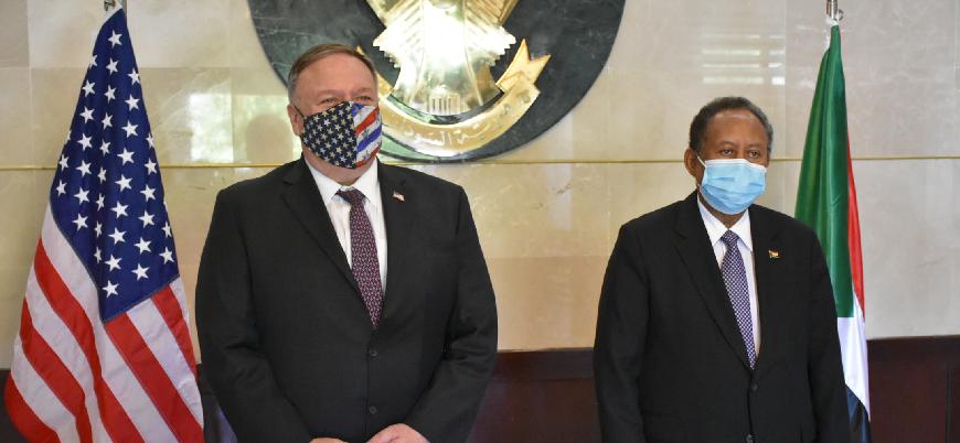 İsrail'le normalleşen Sudan'a finansman desteği