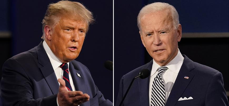 Trump: Başkanlığı barışçıl şekilde Biden'a bırakacağım