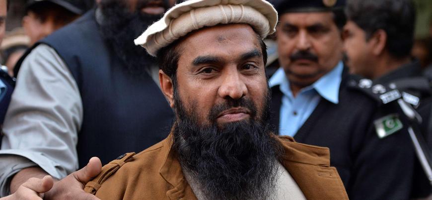 Pakistan'dan Leşker-i Tayyibe lideri Lahvi'ye 15 yıl hapis cezası
