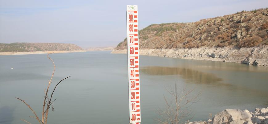 İstanbul'un ardından: Ankara'da barajlar alarm veriyor