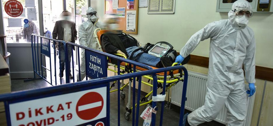 Türkiye'de koronavirüs: 181 can kaybı, 9 bin 537 vaka