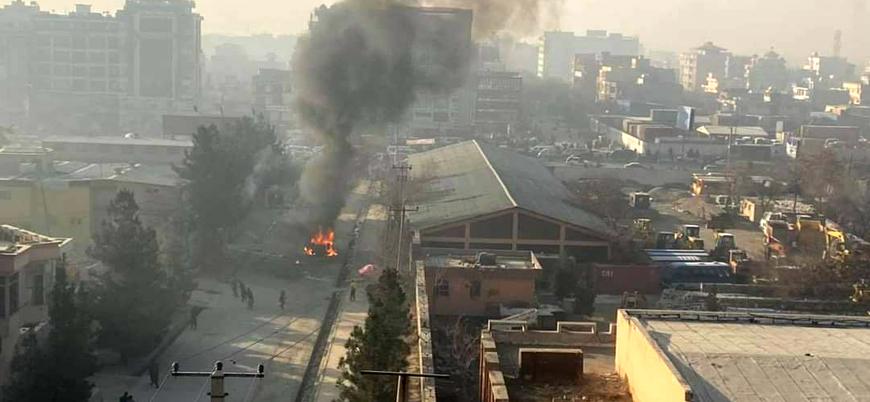 Afganistan'ın başkenti Kabil'de üst düzey isme bombalı suikast