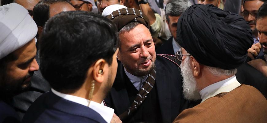 İran bağlantılı Şii Hazara lider Kabil hükümeti güvenlik danışmanı oldu