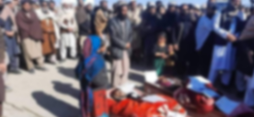 Afganistan'da sivillere hava saldırısı: Çok sayıda ölü var