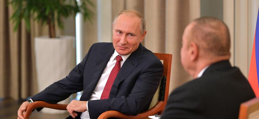 Rusya, Azerbaycan ve Ermenistan'dan Moskova'da üçlü görüşme