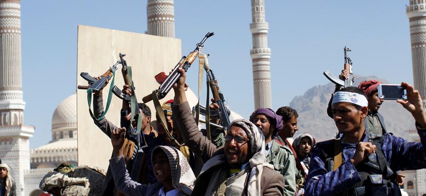 ABD, İran destekli Husileri terör örgütü ilan edecek