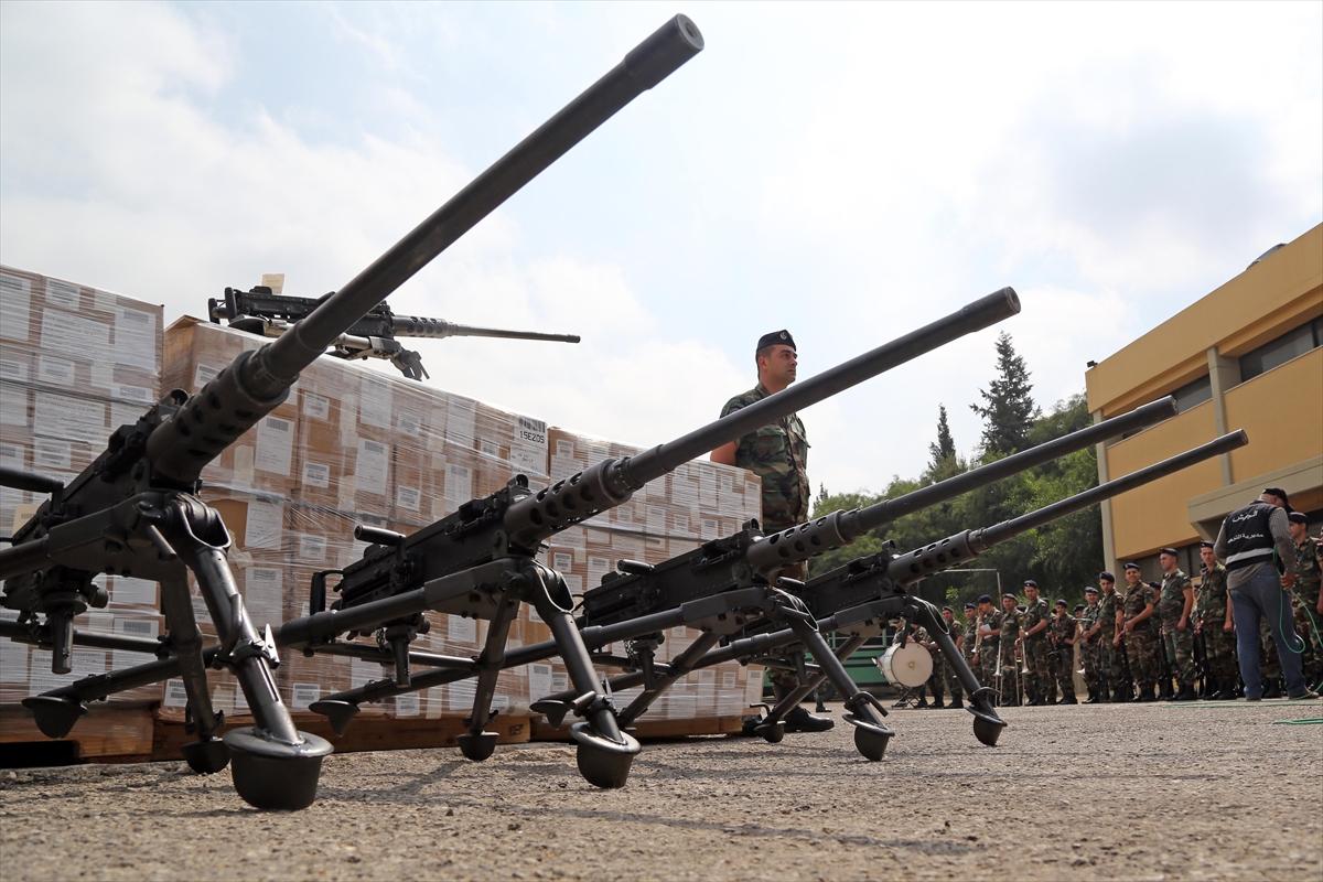 ABD'nin askeri yardımları Hizbullah'a mı gidiyor?