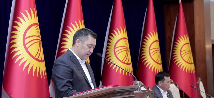 Kırgızistan'da Cumhurbaşkanlığı seçimlerini milliyetçi aday Caparov kazandı