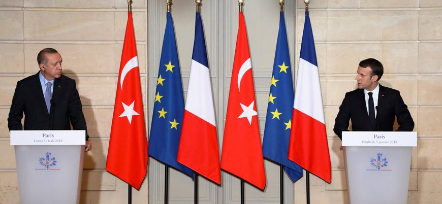 Fransa: Türkiye NATO müttefiki gibi davranmıyor