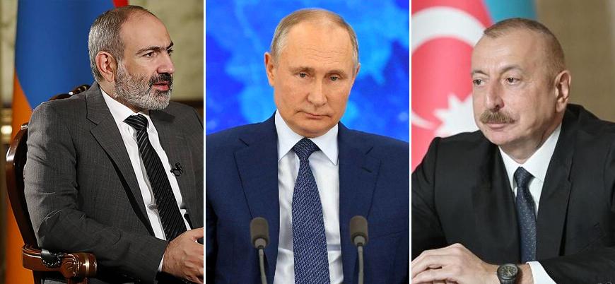 Moskova'da 'Dağlık Karabağ' zirvesi