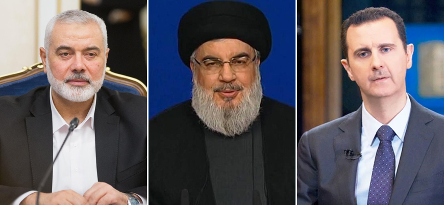 'Hizbullah lideri Nasrallah, Hamas ile Esed rejimi ilişkilerini düzeltmek için devrede'