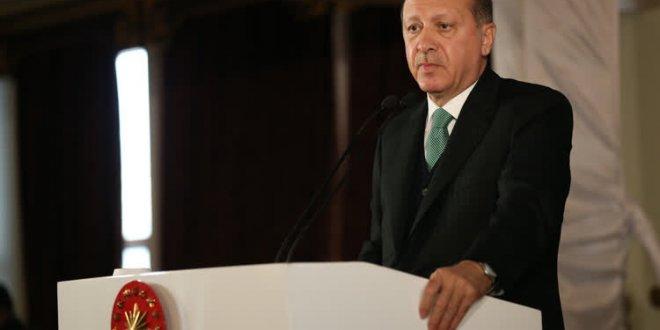 Cumhurbaşkanı Erdoğan'dan Suriye çıkışı
