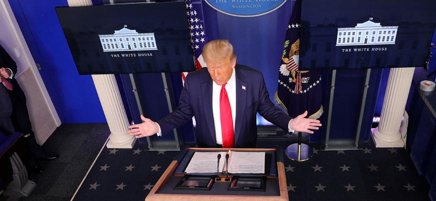 ABD Temsilciler Meclisi Trump'ın azledilmesi kararını onayladı