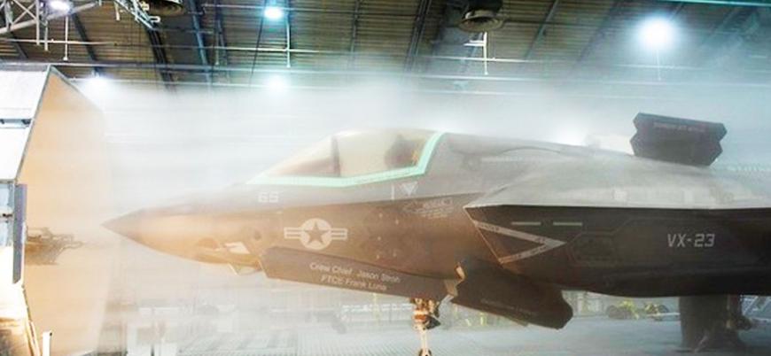 'F-35 savaş uçaklarının 871 hatası mevcut'