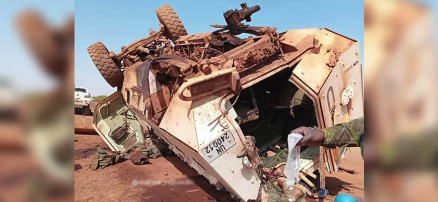 Mali'de BM barış gücü askerlerine saldırı: 4 ölü 3 yaralı