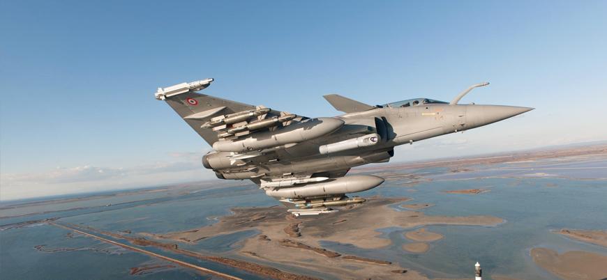 Yunanistan Fransa'dan Rafale savaş uçağı alıyor