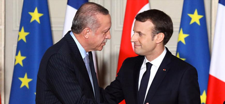 Macron'dan Erdoğan'a mektup: İki ülke arasında ilişkiler normalleşiyor mu?
