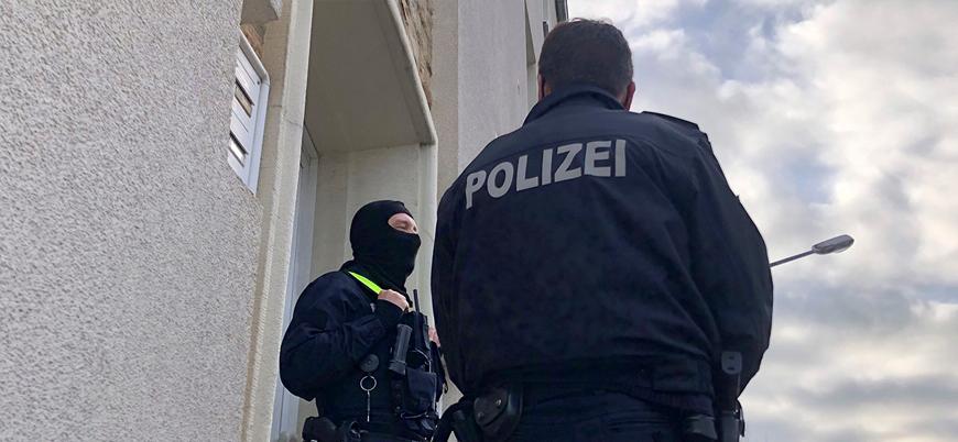 Almanya'da 'HTŞ operasyonları': 4 gözaltı