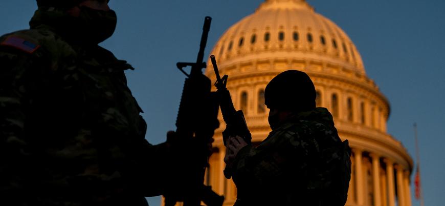 ABD'de 'yeni normal': Başkenti askerler korumaya devam edecek