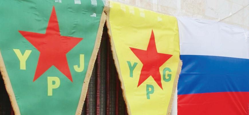 Rusya, Türkiye'nin olası operasyonuna karşı YPG kontrolündeki bölgeye sevkiyat yapıyor