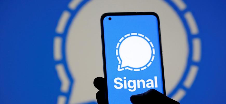 Signal uygulaması yeniden hizmet vermeye başladı
