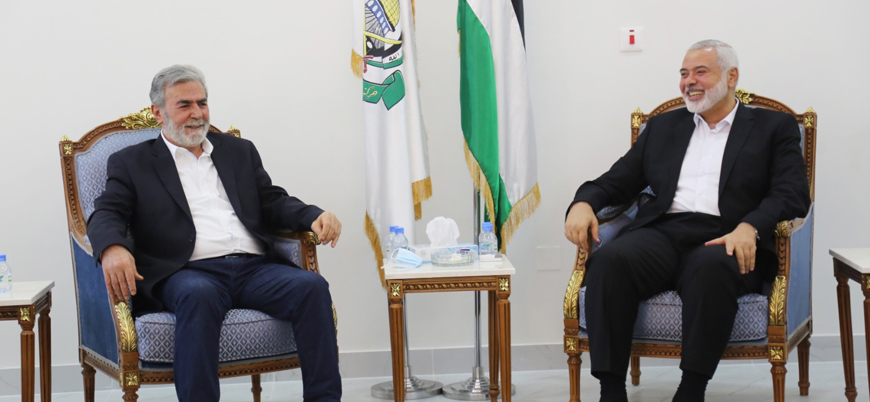 İslami Cihad: Hamas seçimlere katılmakla hata ediyor