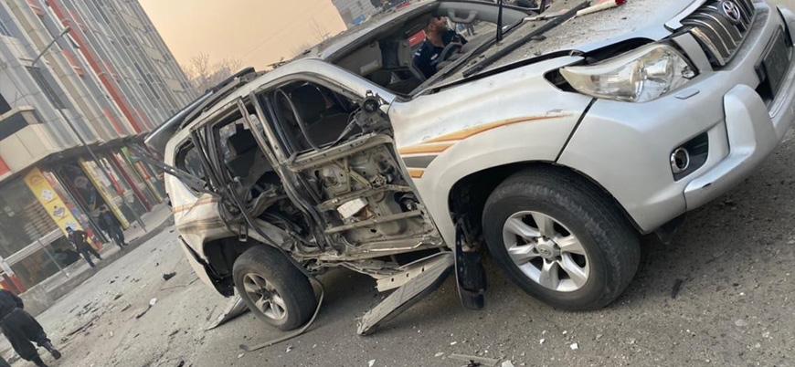 Afganistan'ın başkenti Kabil'de çifte bombalı saldırı