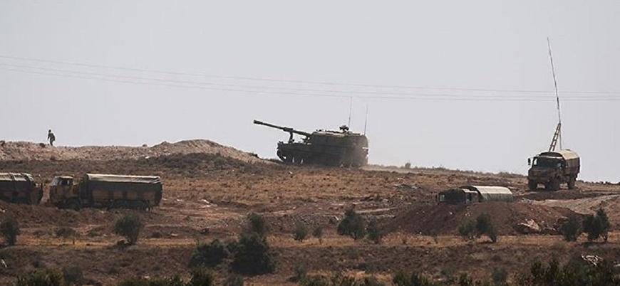 TSK İdlib'in güneyinde yeni askeri üs inşa ediyor