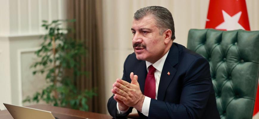 Sağlık Bakanı Koca: Aşılamada ikinci adıma geçiyoruz