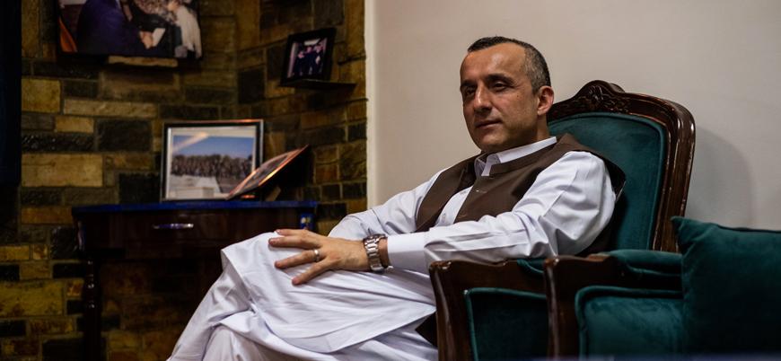 Kabil yönetiminin iki numaralı ismi Salih: Taliban mahkumlarını idam etmeliyiz