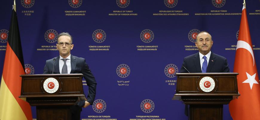 Çavuşoğlu: Almanya ile ikili diyaloğu canlandıracağız