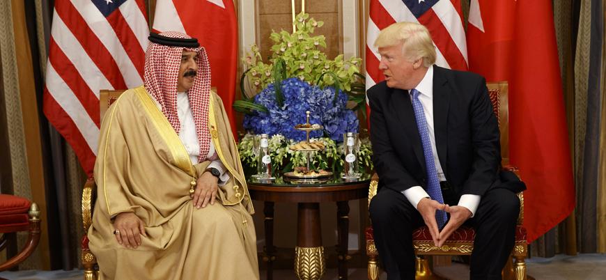 ABD'den, İsrail ile ilişkileri normalleştiren Bahreyn kralına liyakat nişanı