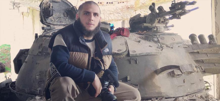 Suriye'deki Türk haberci Abdussamed Dagül ile röportaj