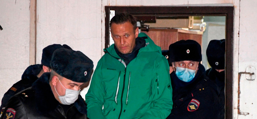 Rus muhalif Navalny'den halka çağrı: Sokağa çıkın