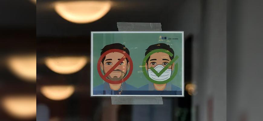 Almanya'da zorunlu maske dönemi başlıyor