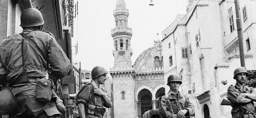 Fransa: Cezayir'i sömürdüğümüz için özür dilemeyeceğiz