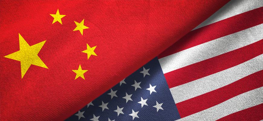 Çin'den Trump yönetimindeki 28 kişiye yaptırım