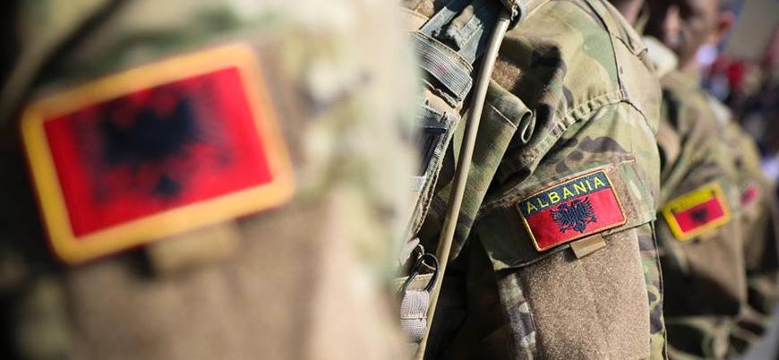 Afganistan'da bir Arnavut askeri öldü