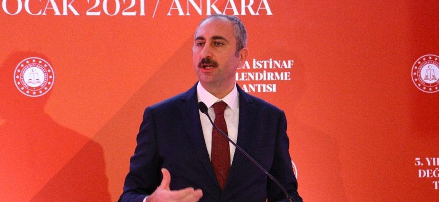 Adalet Bakanı Gül: Sosyal medyadan tutuklama siparişi verenlere sesleniyorum