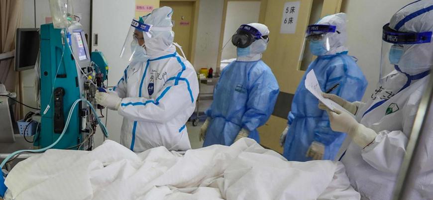 Türkiye'de koronavirüs: 153 vefat, 6 bin 289 vaka
