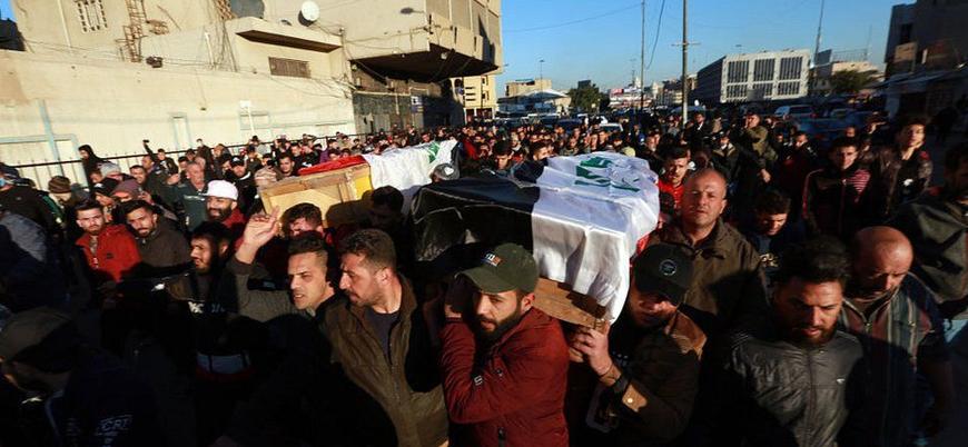 Başbakan Kazımi, Bağdat'taki çifte bombalı saldırı için 'güvenlik zafiyeti' dedi
