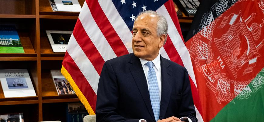 Biden'ın Afganistan politikasına dair ilk ipucu: Halilzad görevde kalacak