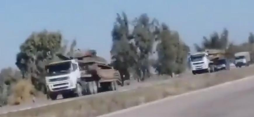 """""""Askeri harekat hazırlığı"""": Esed rejimi Dera'ya yığınak yapıyor"""